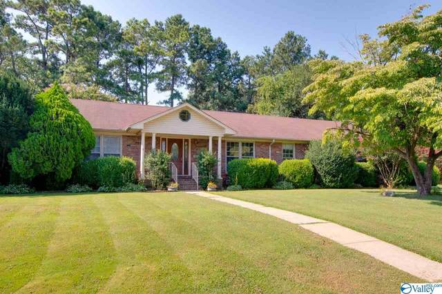 205 Westchester Avenue, Huntsville, AL 35801 (MLS #1149883) :: MarMac Real Estate