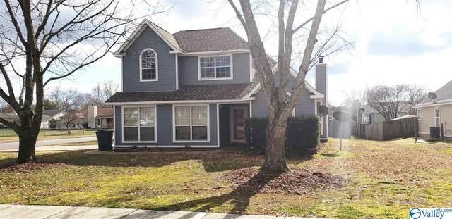 2601 Reabok Circle, Huntsville, AL 35803 (MLS #1149919) :: MarMac Real Estate