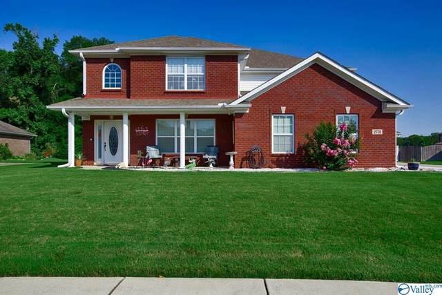 2731 Slate Drive, Huntsville, AL 35803 (MLS #1149954) :: Revolved Realty Madison