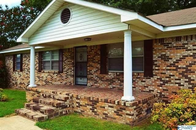 901 West Main Street, Albertville, AL 35950 (MLS #1150097) :: Legend Realty