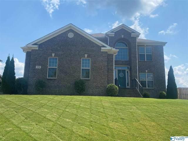358 Spencer Lakes Drive, Meridianville, AL 35759 (MLS #1150122) :: Rebecca Lowrey Group