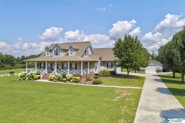 885 County Road 1474, Cullman, AL 35058 (MLS #1150140) :: Legend Realty