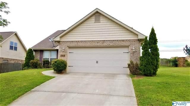 353 Dovington Drive, Huntsville, AL 35806 (MLS #1150179) :: Legend Realty