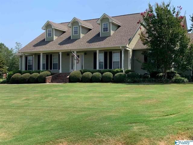 1105 Cimarron Drive, Scottsboro, AL 35769 (MLS #1150187) :: MarMac Real Estate