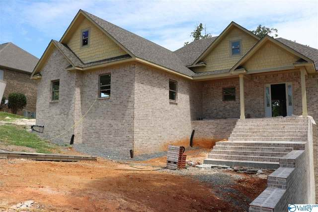 1066 Heritage Drive, Guntersville, AL 35976 (MLS #1150545) :: Coldwell Banker of the Valley