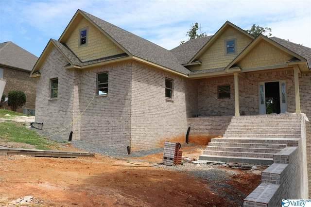 1066 Heritage Drive, Guntersville, AL 35976 (MLS #1150545) :: Rebecca Lowrey Group