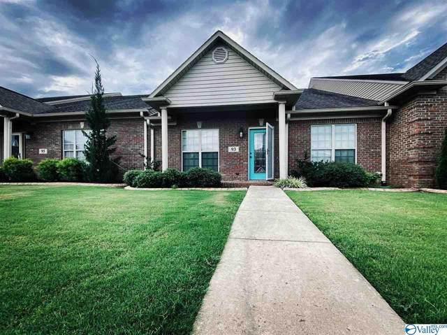 93 SE Jackson Way, Decatur, AL 35603 (MLS #1150575) :: LocAL Realty
