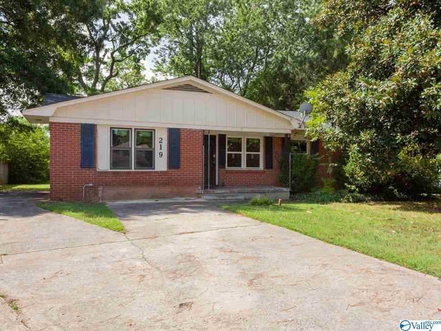 219 Drake Avenue, Huntsville, AL 35801 (MLS #1150600) :: The Pugh Group RE/MAX Alliance