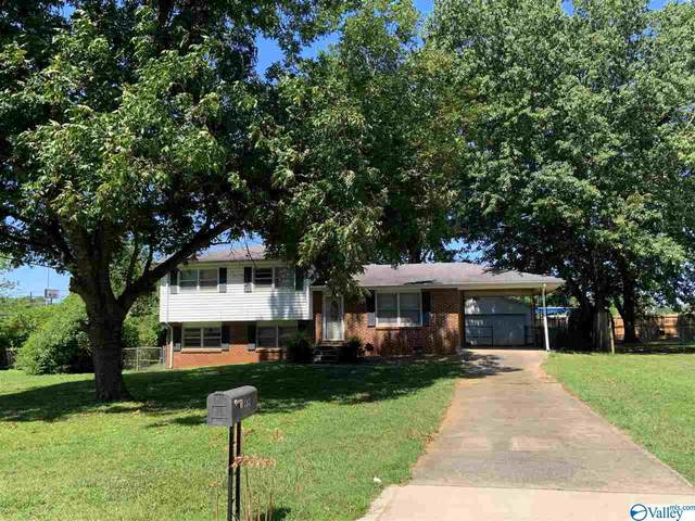 803 West Arbor Drive, Huntsville, AL 35811 (MLS #1150881) :: MarMac Real Estate