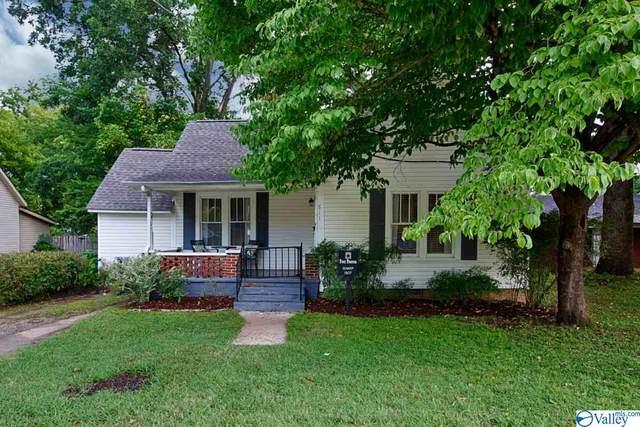 811 NE Mccullough Avenue, Huntsville, AL 35801 (MLS #1150968) :: Amanda Howard Sotheby's International Realty