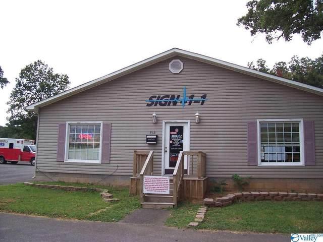 710 Laurel Street, Scottsboro, AL 35768 (MLS #1151030) :: RE/MAX Unlimited