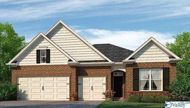 111 Edensmith Drive, New Market, AL 35761 (MLS #1151040) :: MarMac Real Estate