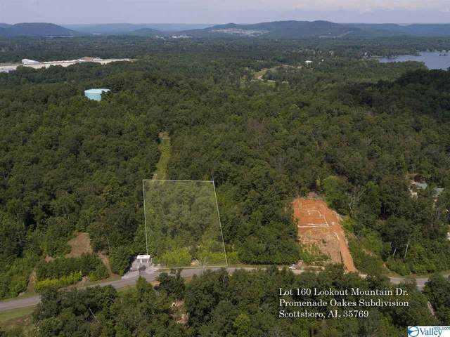 0 Lookout Mountain Drive, Scottsboro, AL 35769 (MLS #1151088) :: RE/MAX Distinctive | Lowrey Team