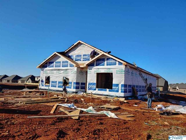 124 Creek Ridge Drive, Meridianville, AL 35759 (MLS #1151090) :: Rebecca Lowrey Group