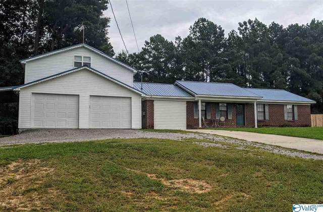 180 Peach Tree Road, Hartselle, AL 35640 (MLS #1151352) :: Rebecca Lowrey Group