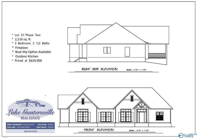 1055 Fall Creek Drive, Guntersville, AL 35976 (MLS #1151439) :: Rebecca Lowrey Group