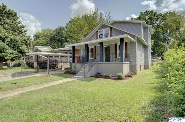 1206 Wells Avenue, Huntsville, AL 35801 (MLS #1151895) :: MarMac Real Estate