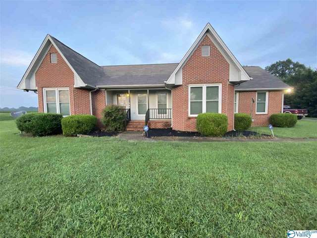 982 Patterson Lane, Meridianville, AL 35759 (MLS #1151944) :: RE/MAX Unlimited
