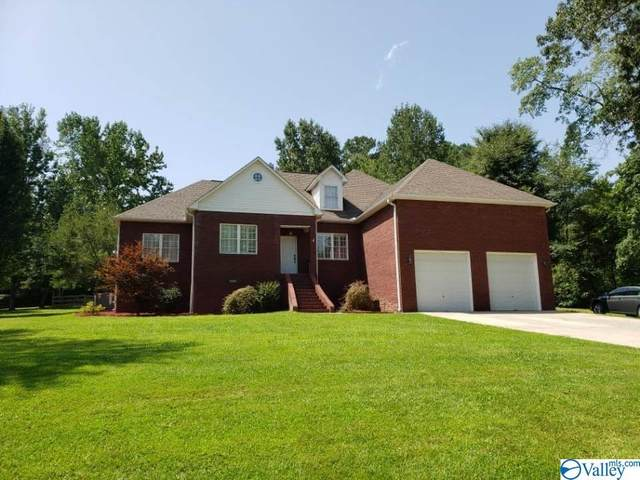 231 Rush Circle, Guntersville, AL 35976 (MLS #1152123) :: RE/MAX Unlimited