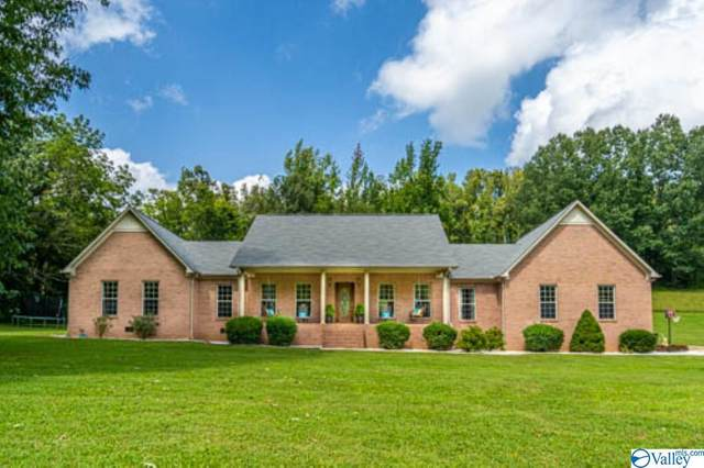 11581 Patterson Hill Road, Elkmont, AL 35620 (MLS #1152282) :: Southern Shade Realty