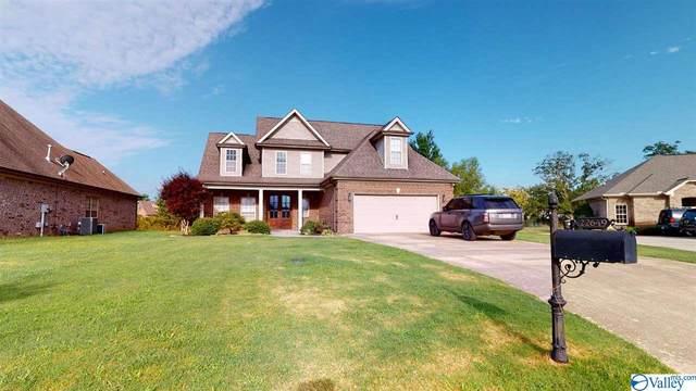 22649 Oakdale Ridge Lane, Athens, AL 35613 (MLS #1152345) :: Rebecca Lowrey Group