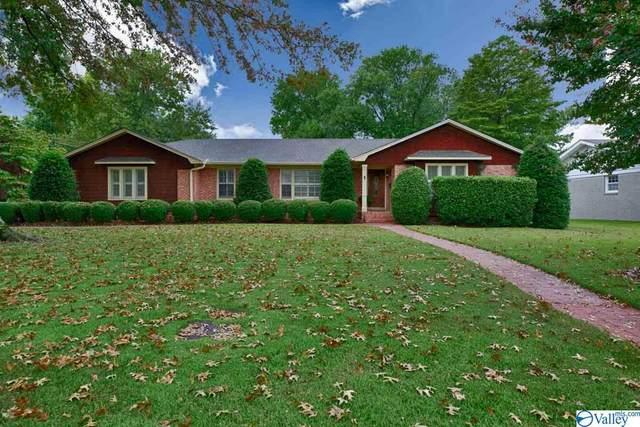 3306 Monarch Drive, Huntsville, AL 35801 (MLS #1152389) :: RE/MAX Unlimited