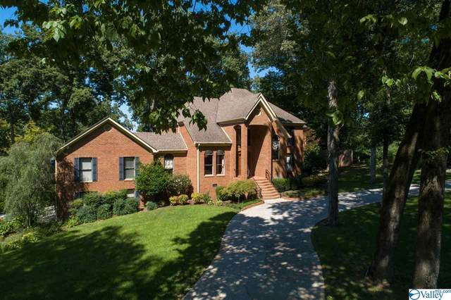 1311 Governors Drive, Huntsville, AL 35801 (MLS #1152580) :: Rebecca Lowrey Group