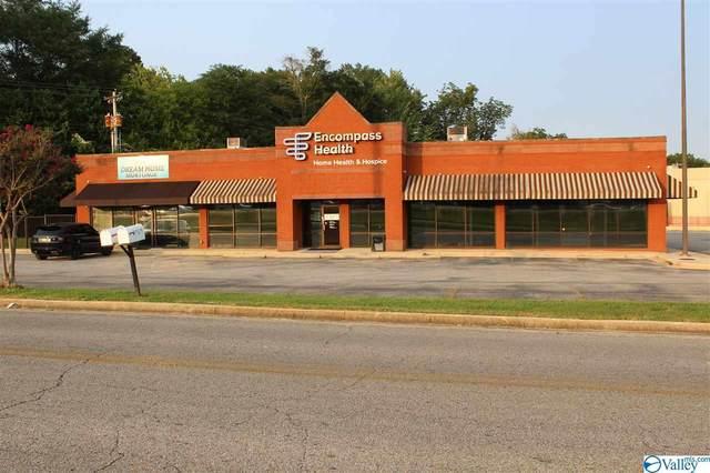 1690 Beltline Road, Decatur, AL 35601 (MLS #1152607) :: MarMac Real Estate