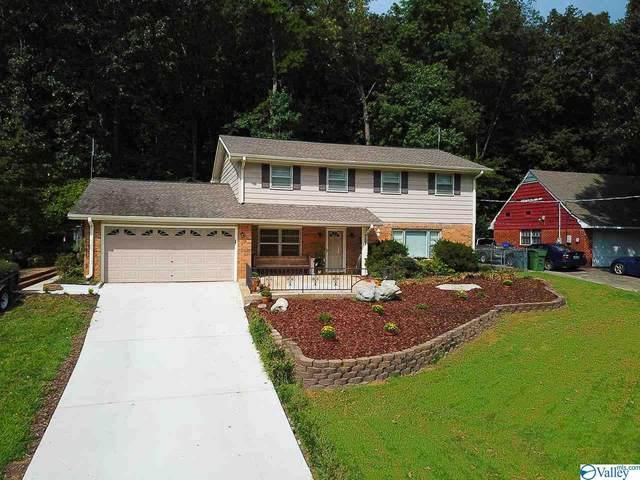 608 SE Mountain Gap Drive, Huntsville, AL 35803 (MLS #1152646) :: MarMac Real Estate