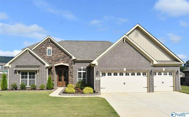 4509 Eagles Rest Drive, Owens Cross Roads, AL 35763 (MLS #1152654) :: The Pugh Group RE/MAX Alliance