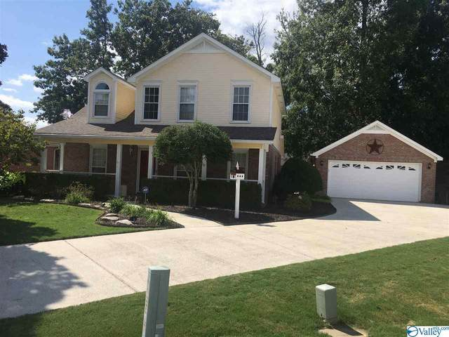 1513 SW Chestnut Grove Drive, Decatur, AL 35603 (MLS #1152690) :: Revolved Realty Madison