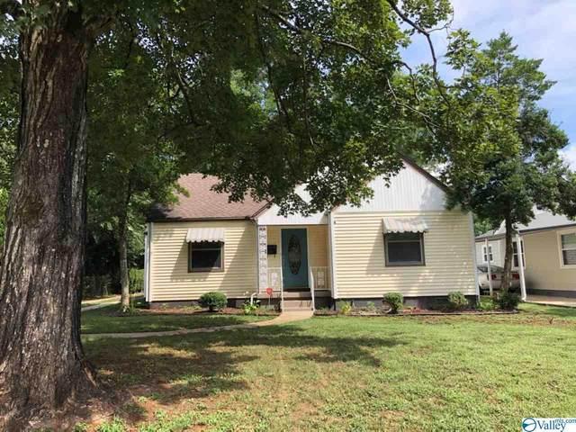 2313 Poincianna Street, Huntsville, AL 35801 (MLS #1152852) :: Amanda Howard Sotheby's International Realty