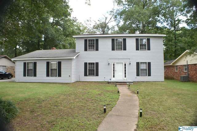 1214 Byron Ave, Decatur, AL 35601 (MLS #1152917) :: Revolved Realty Madison