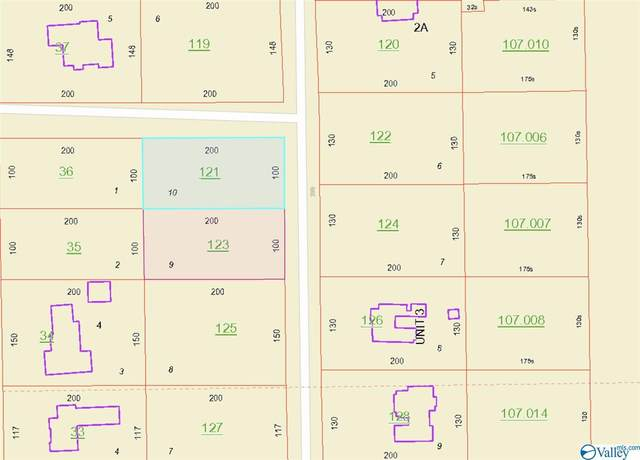 lot 10 County Road 461, Centre, AL 35960 (MLS #1152956) :: Southern Shade Realty