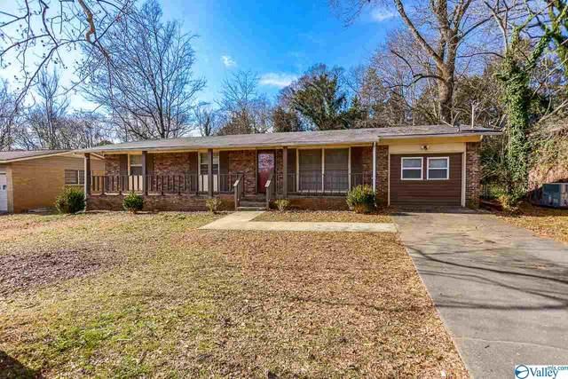 3523 Rosedale Drive, Huntsville, AL 35810 (MLS #1152959) :: MarMac Real Estate