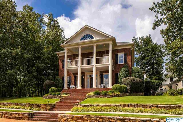 40 Ledge View Drive, Huntsville, AL 35802 (MLS #1153039) :: Coldwell Banker of the Valley