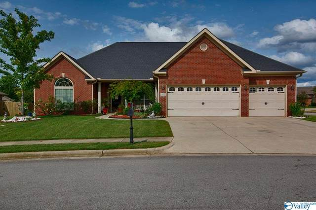 107 Winding Creek Road, Madison, AL 35757 (MLS #1153099) :: MarMac Real Estate