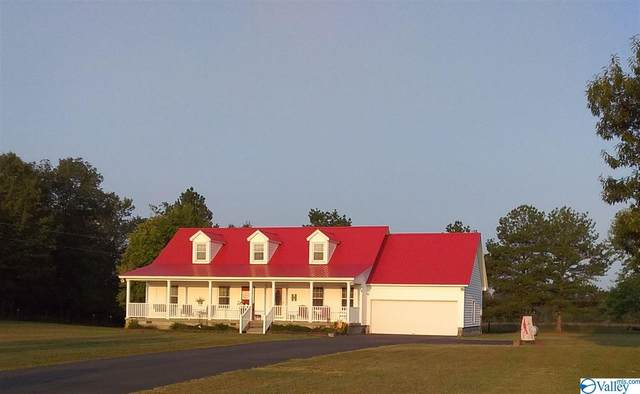 487 County Road 41, Section, AL 35771 (MLS #1153121) :: Amanda Howard Sotheby's International Realty