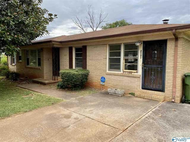 2101 Euclid Road, Huntsville, AL 35810 (MLS #1153156) :: RE/MAX Distinctive | Lowrey Team