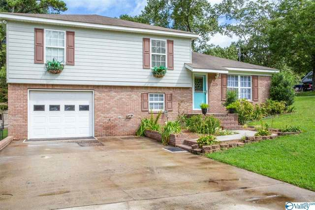 225 Mcdowell Circle, Boaz, AL 35957 (MLS #1153168) :: Rebecca Lowrey Group