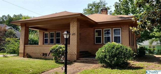 323 Haralson Avenue, Gadsden, AL 35901 (MLS #1153178) :: Revolved Realty Madison