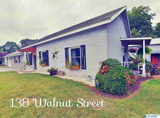 138 Walnut Street, New Hope, AL 35760 (MLS #1153196) :: MarMac Real Estate