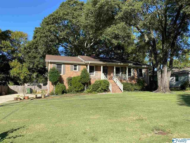 10004 Allison Drive, Huntsville, AL 35803 (MLS #1153204) :: Southern Shade Realty