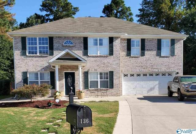 136 Harness Drive, Huntsville, AL 35806 (MLS #1153211) :: The Pugh Group RE/MAX Alliance