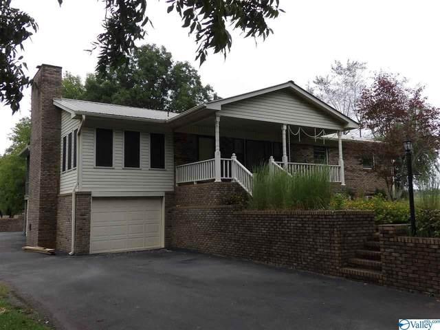 18 Mcpeters Road, Grant, AL 35747 (MLS #1153330) :: Legend Realty