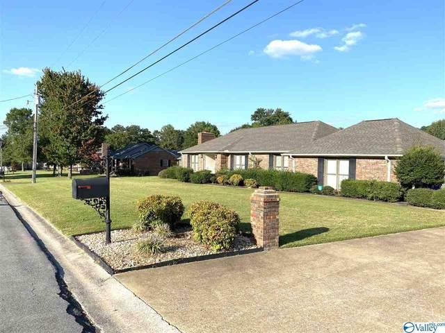 208 Collier Drive, Albertville, AL 35951 (MLS #1153338) :: MarMac Real Estate
