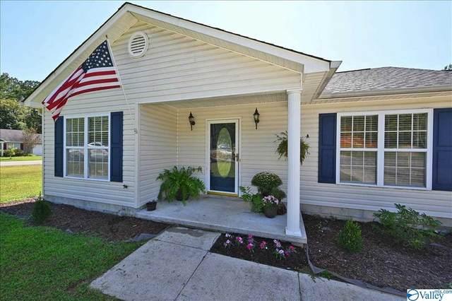 138 Rolling Meadows Road, Hartselle, AL 35640 (MLS #1153438) :: Rebecca Lowrey Group