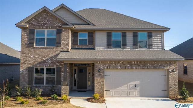 109 Tommy Circle, New Market, AL 35761 (MLS #1153464) :: MarMac Real Estate