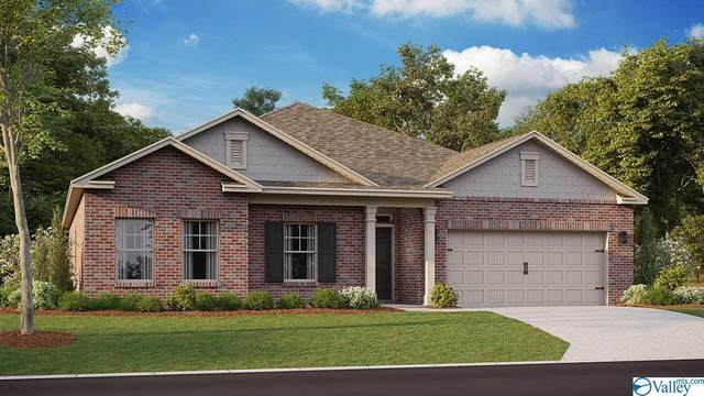 106 Tango Drive, Meridianville, AL 35759 (MLS #1153494) :: Revolved Realty Madison
