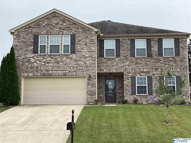 2415 Bell Manor Drive, Huntsville, AL 35803 (MLS #1153690) :: RE/MAX Unlimited